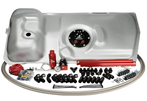 86-98.5 Eliminator 5.0L Mustang Stealth Fuel System