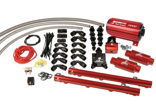 96-04 4.6L SOHC GT A1000 Fuel System