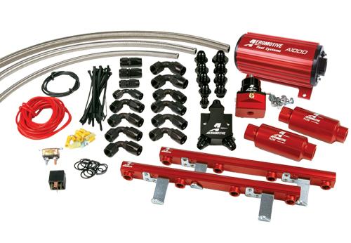 96-98 1/2 4.6L DOHC Cobra A1000 Fuel System