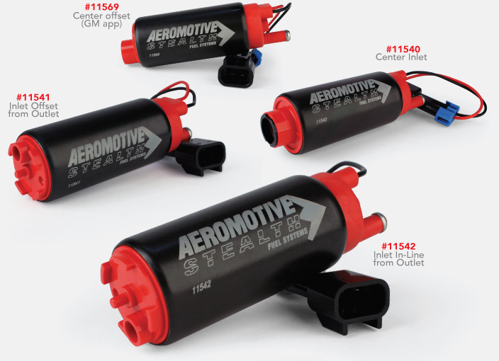 New Stealth 340 Pumps – Aeromotive, Inc