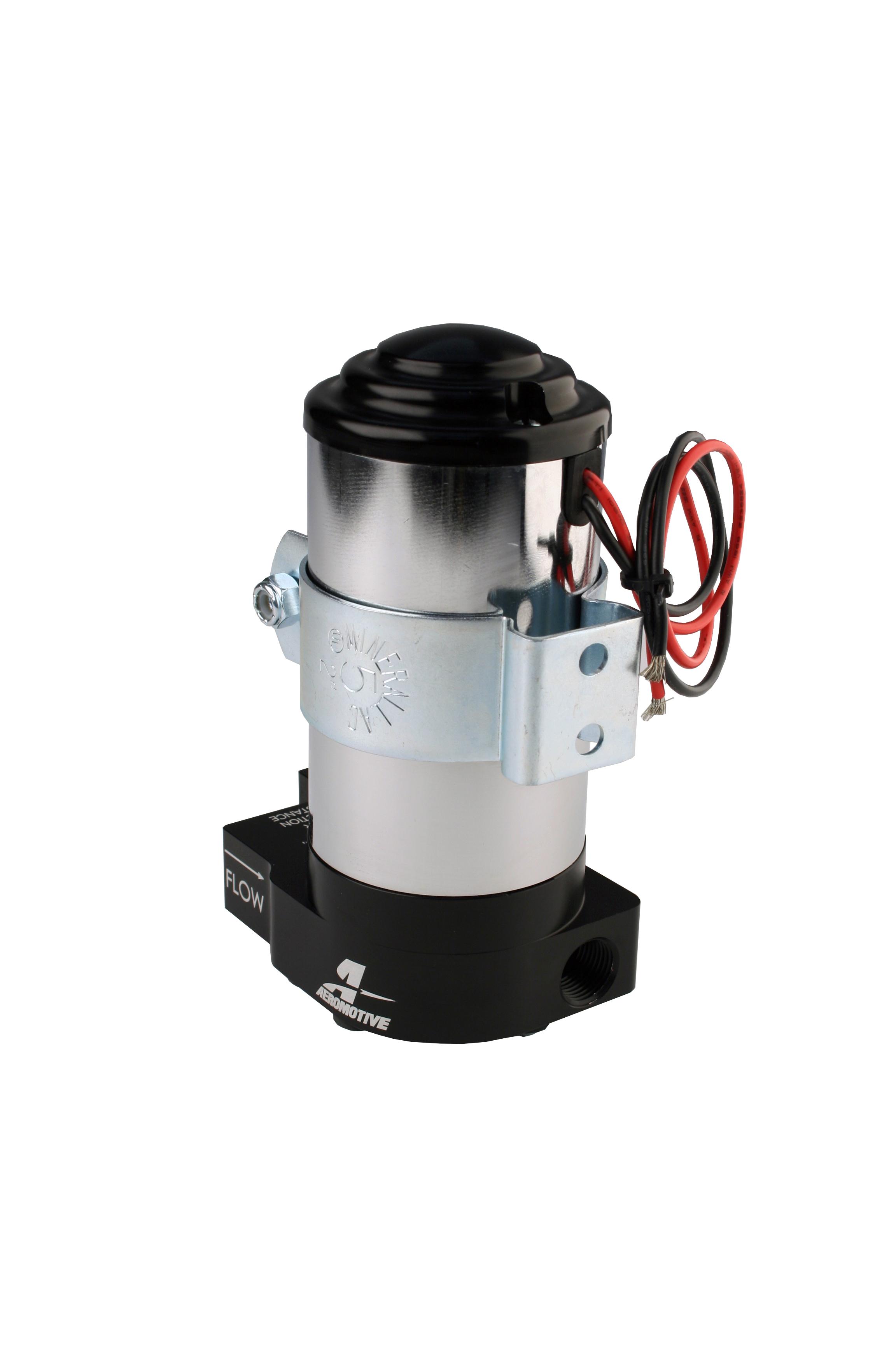 E85 Flex Fuel >> Marine Carbureted H/O Fuel Pump – Aeromotive, Inc