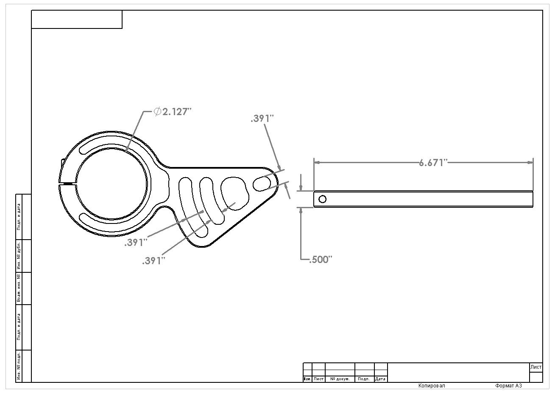 mounting bracket 6