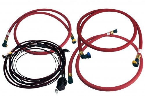 sel Hose & Wiring Kit Aeromotive Wire Harness on