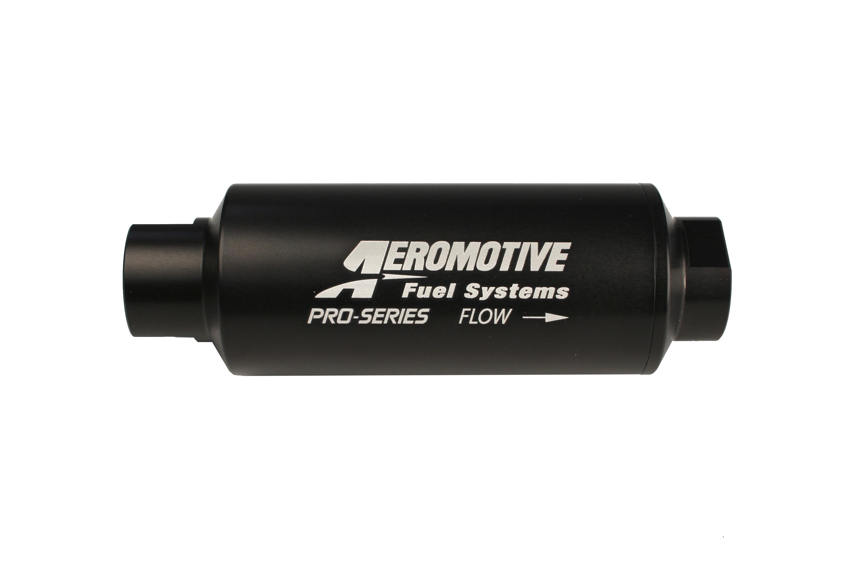 Pro-Series 10 Micron, ORB-12 Fuel Filter – Aeromotive, Inc