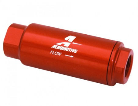SS Series 100-Micron Fuel Filter - Aeromotive, Inc | Aeromotive Fuel Filter |  | Aeromotive, Inc