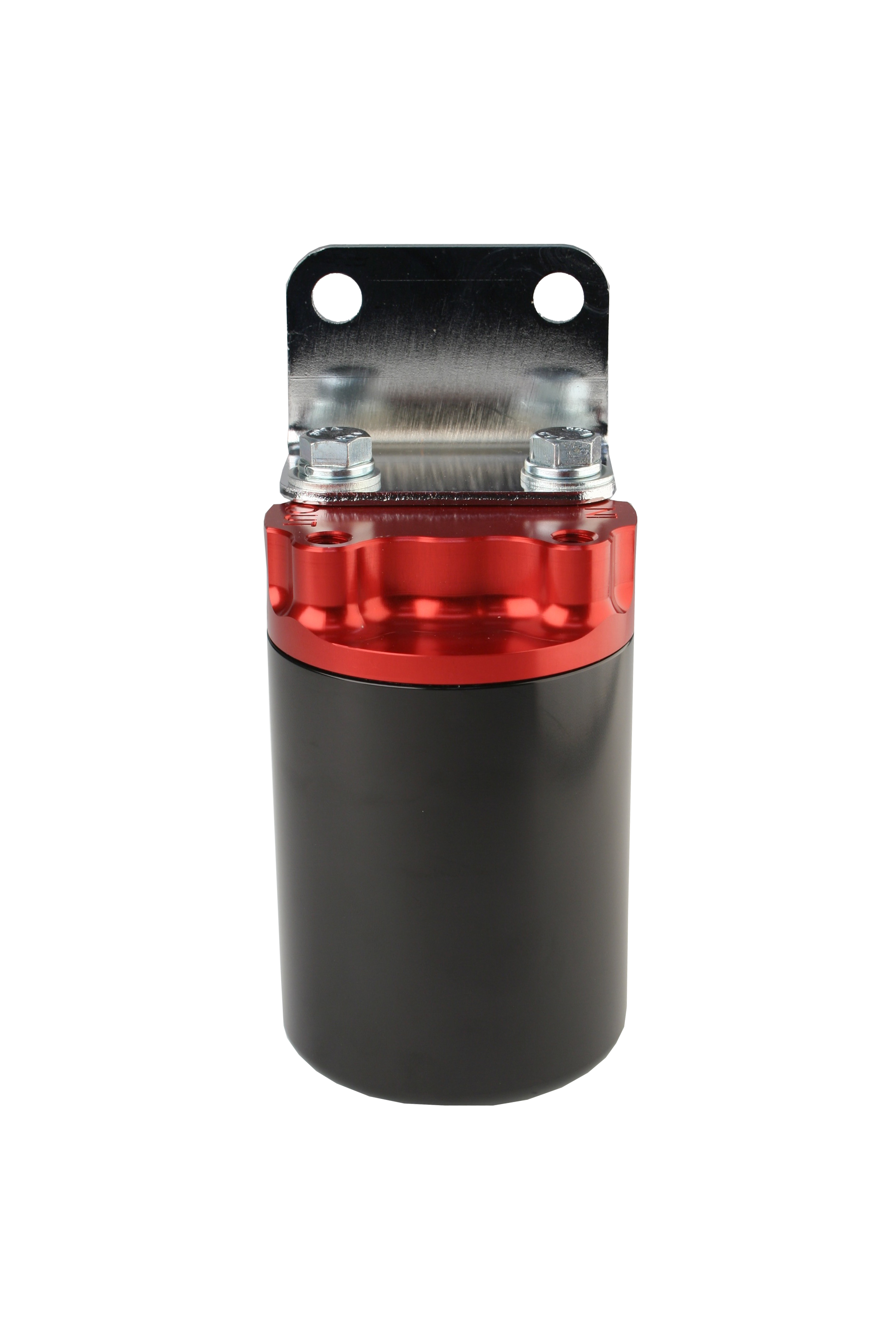 10 Micron Red Black Canister Fuel Filter Aeromotive Inc Gtr