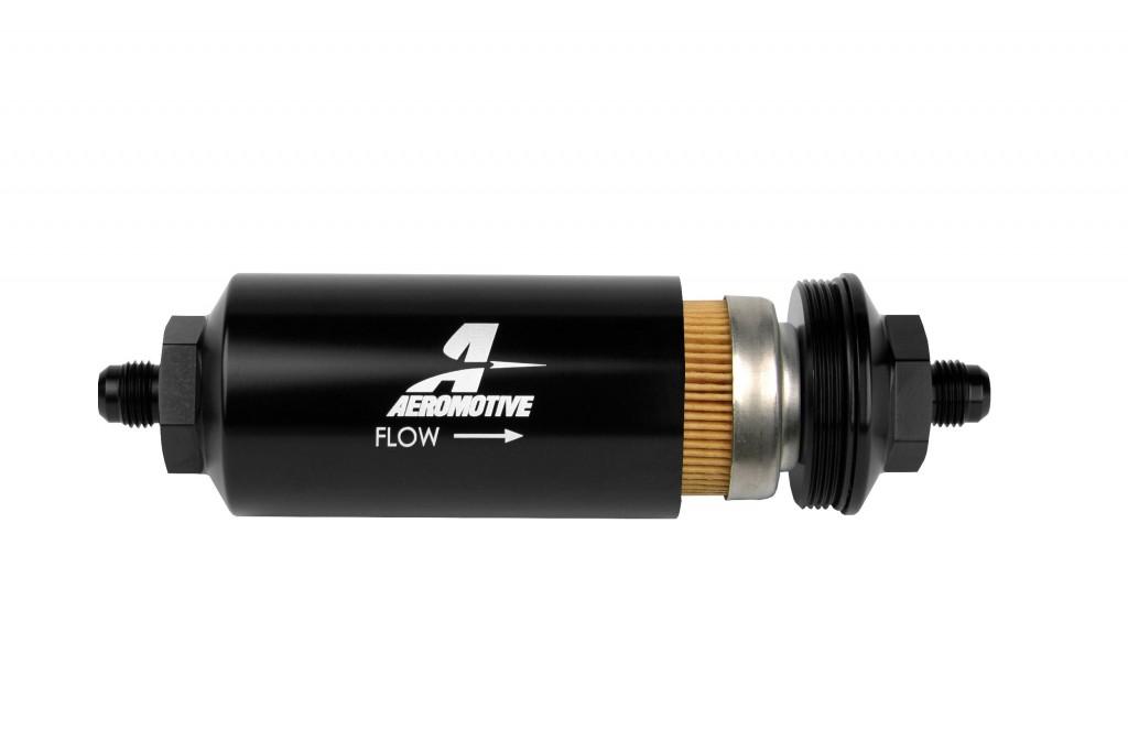 Male AN-06 cellulose 10m Filter - Aeromotive, Inc | Aeromotive Fuel Filter |  | Aeromotive, Inc