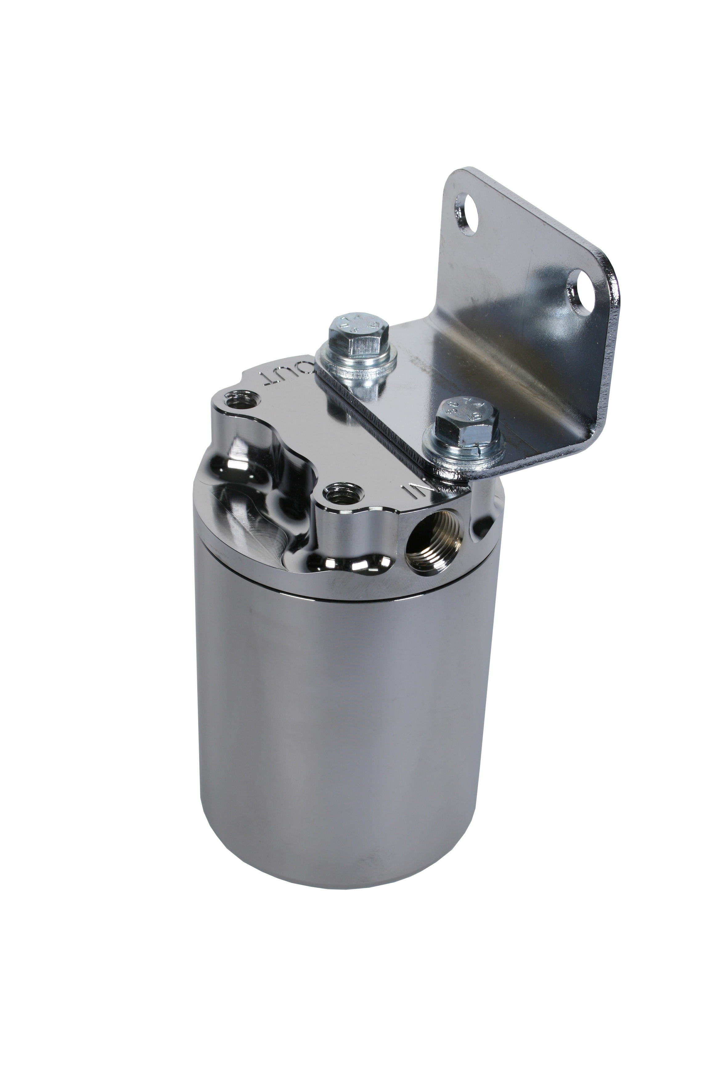 Fuel Induction Service >> Platinum Series Billet Canister Style Fuel Filter ...