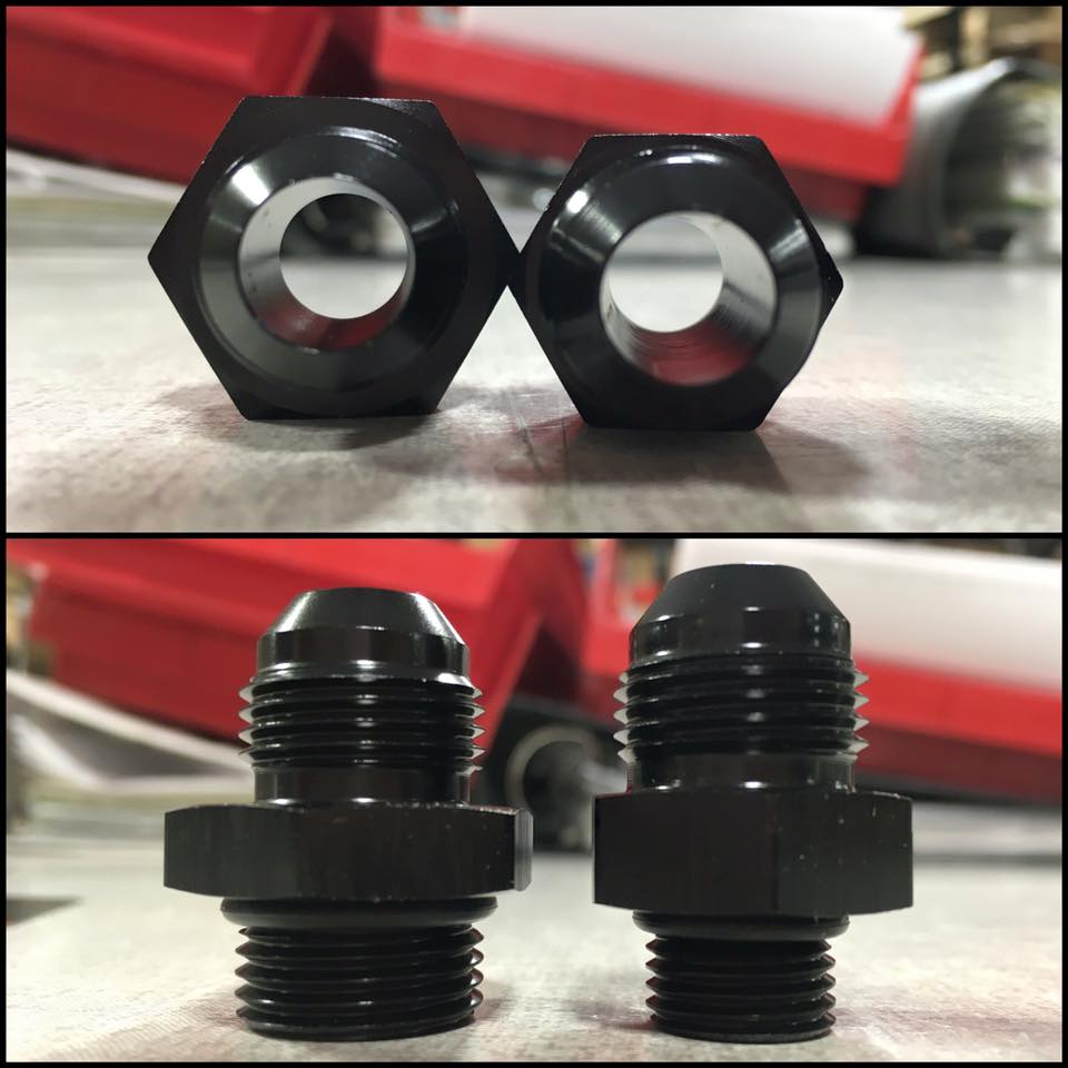 Fittings Pic aeromotive's fitting and adapter line are a must aeromotive, inc