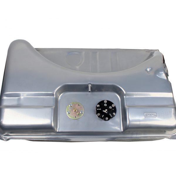 70 76 dart duster stealth fuel tank aeromotive inc. Black Bedroom Furniture Sets. Home Design Ideas