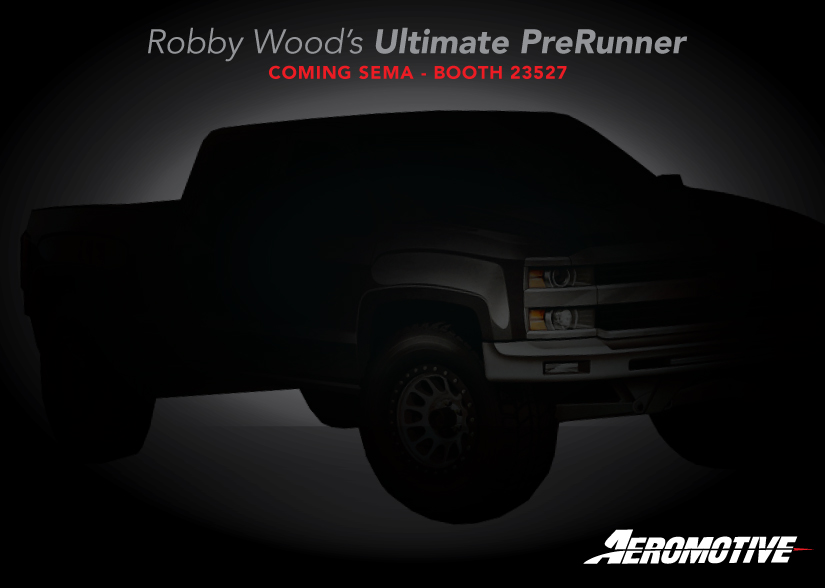 Robby Woods Ultimate PreRunner