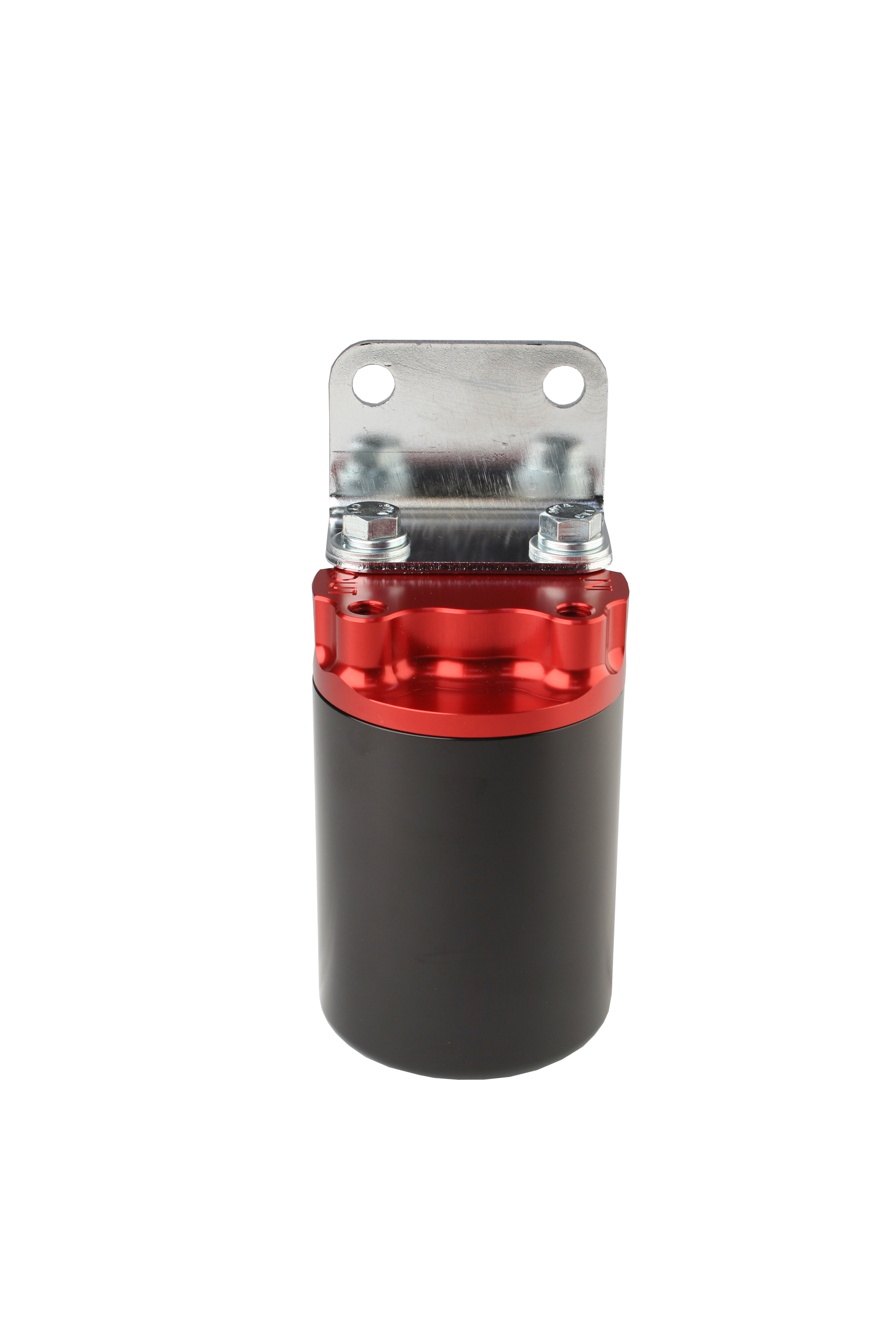 What Is E85 Fuel >> 100 Micron, Red/Black Canister Fuel Filter – Aeromotive, Inc