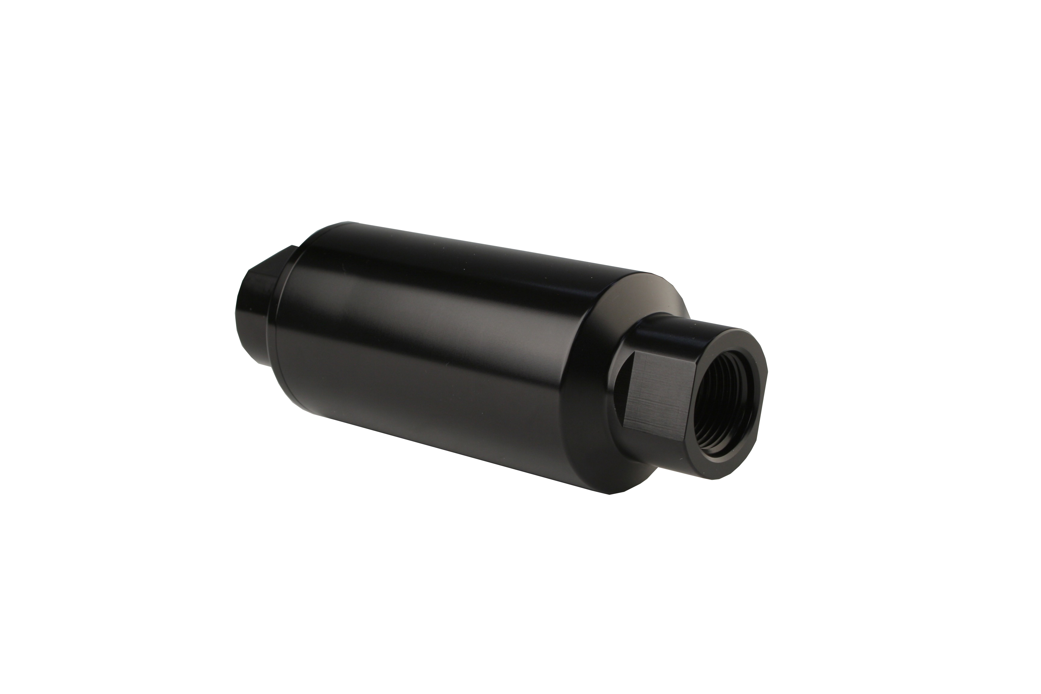 10 Micron, ORB-10 Black Fuel Filter
