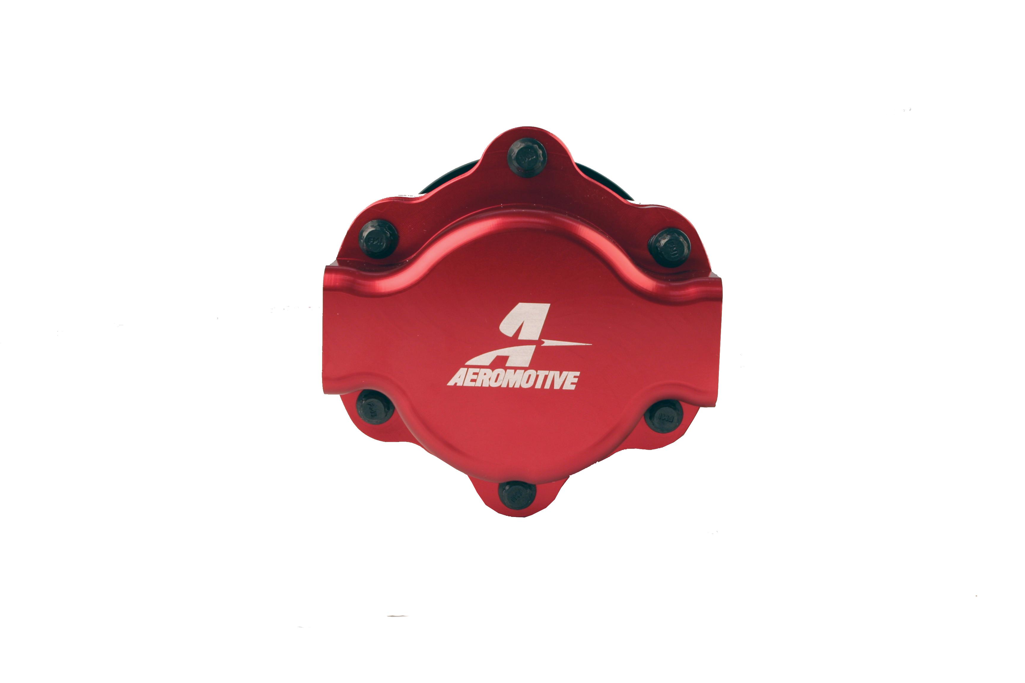 Billet Hex Drive Fuel Pump Aeromotive Inc Peterson Filters