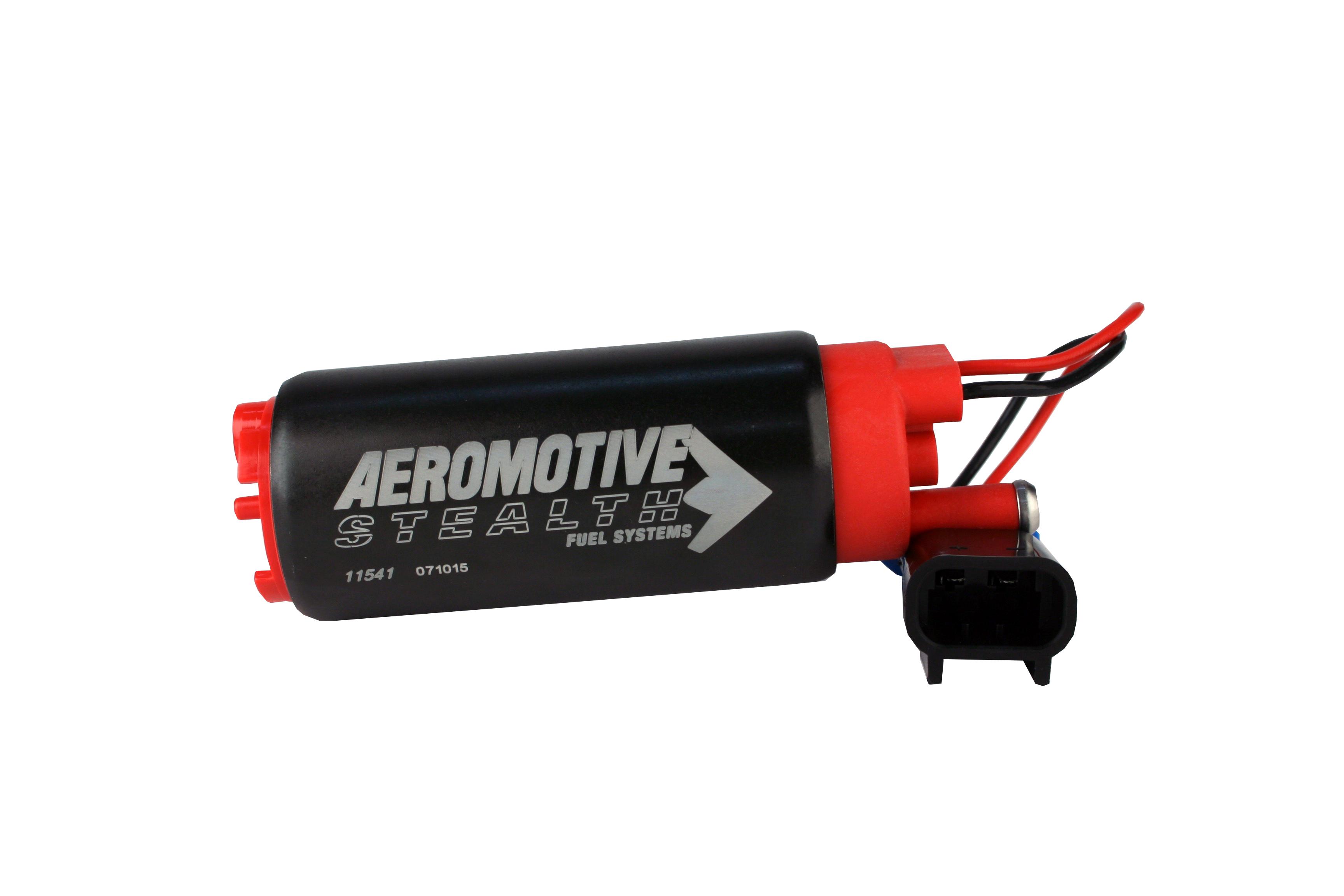340 Fuel Pump, Offset Inlet – Aeromotive, Inc