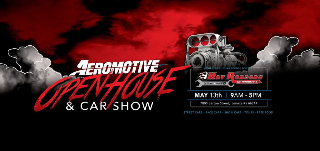 Aeromotives Annual Open House Car Show Expands To Include Engine - Car show tomorrow