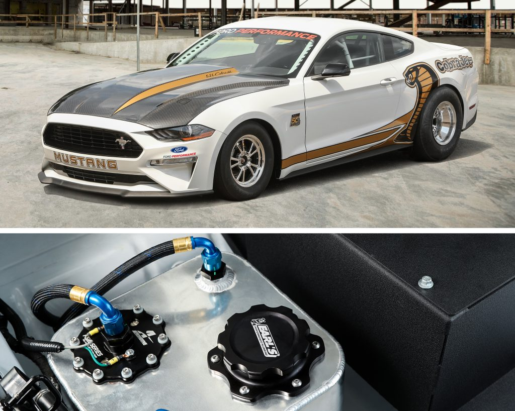 Mustang Cobra Jet >> Aeromotive Fuels 50th Anniversary Ford Mustang Cobra Jet