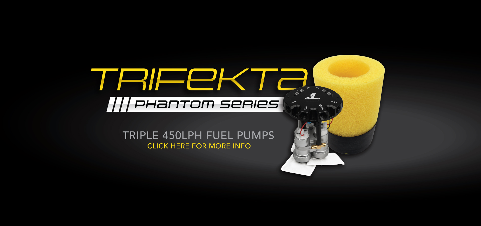 97 Mustang Fuel Filter Location Aeromotive Inc Serious Systems Trifektaphantom Product Indeximg Pumps