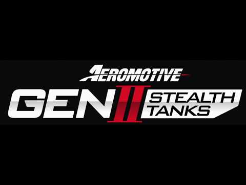 Aeromotive Gen II Stealth Tanks