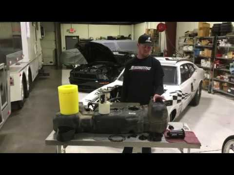 Aeromotive's 3.5 GPM Brushless Pump Install