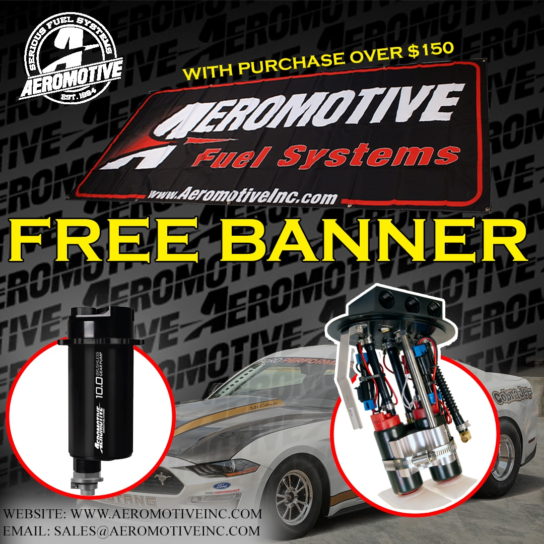 free banner over 150 purchase