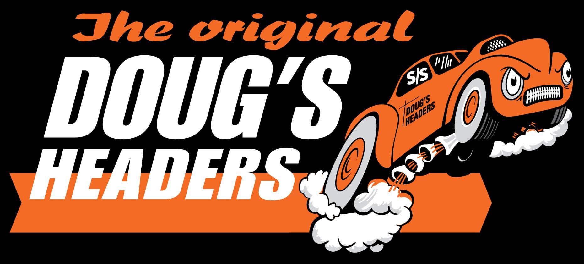 Dougs Headers Rev Logo
