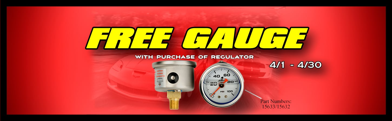 free gauge slider 2021